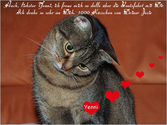 Valentinstag Ist Der Tag Der Verliebten Und Liebenden. Mein Liebster Yenni  Steckte Mir Diese Zauberhafte Geschenk Mit Vielen Herzchen Ins Postfach    Danke, ...